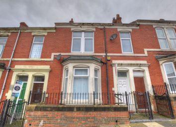 Thumbnail 3 bedroom flat for sale in Ladykirk Road, Benwell, Newcastle Upon Tyne