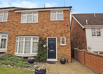 3 bed semi-detached house for sale in Gardiner Close, Old St Pauls Cray, Kent BR5