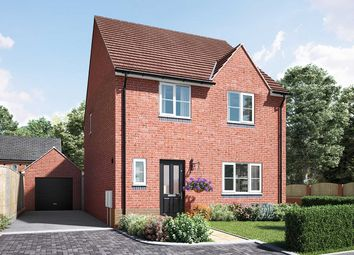 "Thumbnail 4 bed detached house for sale in ""The Mylne"" at Arlesey Road, Stotfold, Hitchin"