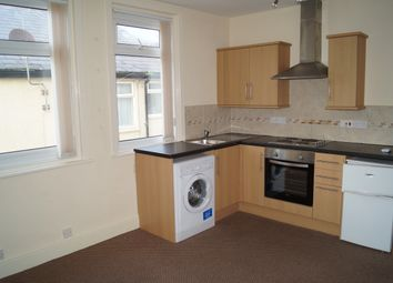 Thumbnail 1 bedroom flat to rent in Rossall Road, Cleveleys