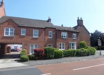 Thumbnail 1 bed flat to rent in Brewhouse Court, Wheel Lane, Lichfield