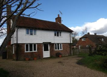 Thumbnail 3 bed property to rent in Cousley Wood, Wadhurst