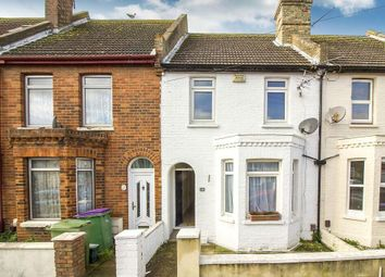 Thumbnail 2 bed terraced house for sale in Park Road, Folkestone