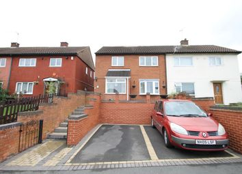 Thumbnail 3 bed semi-detached house for sale in Kitwood Avenue, Dordon, Tamworth