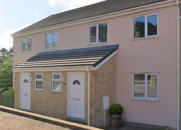 Thumbnail 3 bedroom semi-detached house for sale in Strawberry Fields, Crowlas, Penzance, Cornwall.