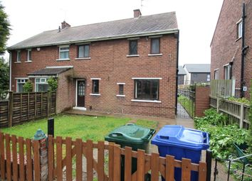 Thumbnail 3 bed semi-detached house for sale in Chestnut Grove, Conisbrough, Doncaster