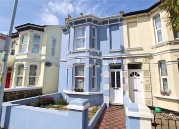 Thumbnail 3 bed end terrace house for sale in Tarring Road, Worthing, West Sussex