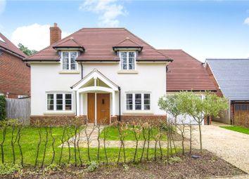 Thumbnail 4 bed detached house for sale in Kingsley Drive, Lymington Bottom Road, Medstead, Alton