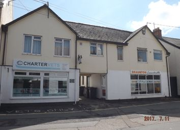 South Street, Braunton EX33. 2 bed flat