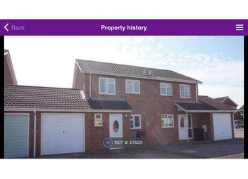 Thumbnail 3 bed semi-detached house to rent in Beech Grove, Stamford