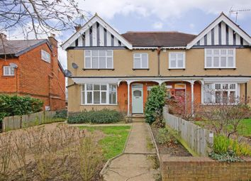 Thumbnail 3 bed flat to rent in Highfield Road, Northwood