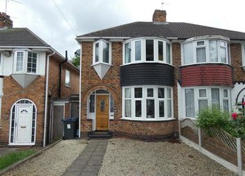 Thumbnail 3 bed semi-detached house for sale in Gilbertstone Avenue, South Yardley, Birmingham
