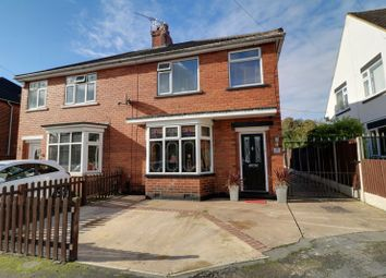 Thumbnail 3 bed semi-detached house for sale in Priory Crescent, Scunthorpe