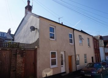 Thumbnail 1 bed end terrace house for sale in Pound Street, Exmouth
