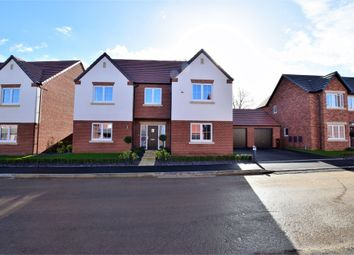 Thumbnail 5 bedroom detached house for sale in Furzefield Way, Moulton, Northampton