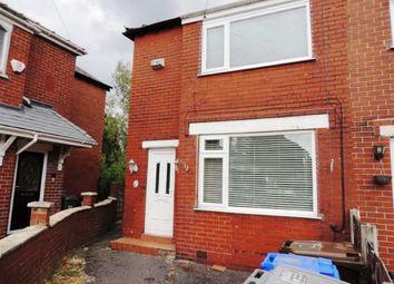 Thumbnail 2 bed semi-detached house for sale in Godfrey Avenue, Droylsden, Manchester