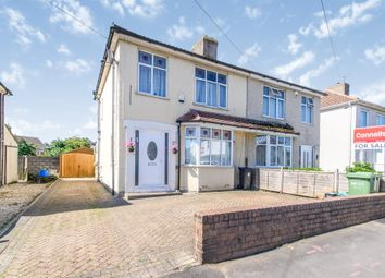 3 bed semi-detached house for sale in Callicroft Road, Patchway, Bristol BS34