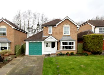 Thumbnail 4 bed detached house for sale in Yorklands, Driffield