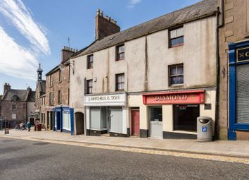 Thumbnail Commercial property for sale in 16 High Street, Brechin