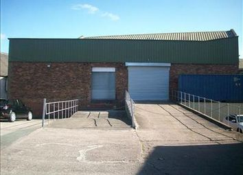Thumbnail Light industrial to let in Unit 4 Regent Road/Ogden Road, Hanley, Stoke On Trent