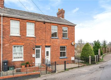 Thumbnail 2 bed end terrace house for sale in Woodmead Road, Axminster, Devon