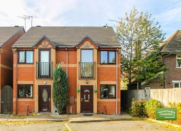 Thumbnail 2 bedroom semi-detached house for sale in Lindon Road, Brownhills, Walsall