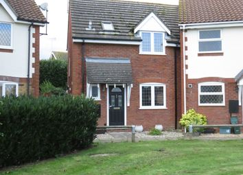 Thumbnail 3 bed end terrace house for sale in Nash Drive, Broomfield, Chelmsford