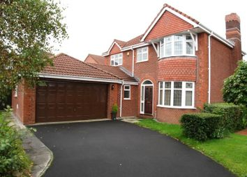 Thumbnail 4 bed detached house to rent in Lomond Gardens, Blackburn