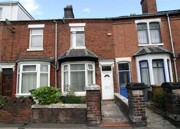 Thumbnail 3 bed terraced house for sale in Princes Road, Hartshill, Stoke On Trent