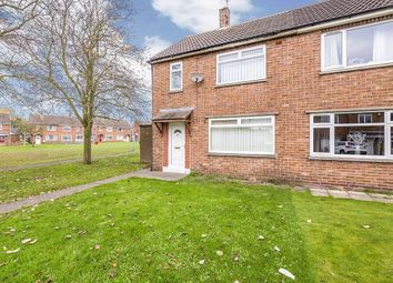 Thumbnail 2 bed semi-detached house for sale in Opal Avenue, Chilton, Ferryhill