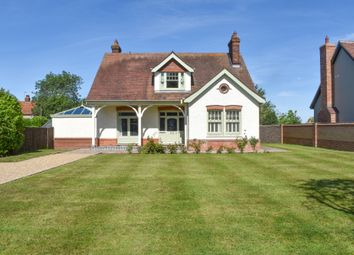 Thumbnail 4 bedroom detached house to rent in Norwich Road, Halesworth