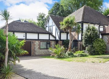 Thumbnail 7 bed detached house for sale in Greyfriars, Hove