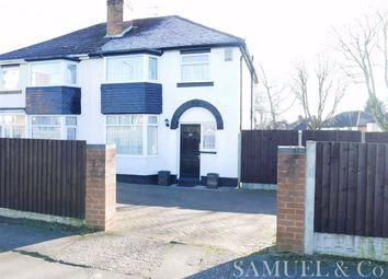 Thumbnail 3 bed semi-detached house to rent in Turves Green, Longbridge, Northfield, Birmingham