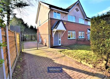 3 bed semi-detached house to rent in Woodward Road, Prestwich, Manchester M25
