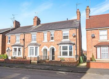 Thumbnail 2 bedroom end terrace house for sale in Northwick Road, Evesham, Worcestershire, .