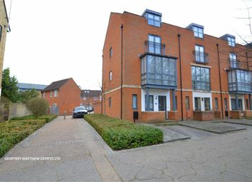 Thumbnail 4 bed town house for sale in The Chase, Newhall, Harlow, Essex