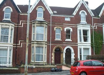 Thumbnail 1 bedroom flat to rent in Flat 5, Sketty Road, Uplands