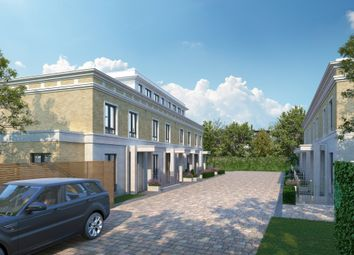 Thumbnail 4 bedroom town house for sale in Basilica Mews, Thurleigh Road, London