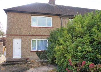 Thumbnail 2 bed end terrace house for sale in Goldsmith Avenue, Kingsbury