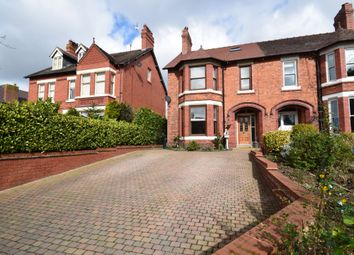 Thumbnail 4 bed semi-detached house for sale in Edgeley Road, Whitchurch