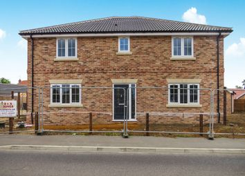 Thumbnail 4 bedroom detached house for sale in Saffron Close, Watton, Thetford