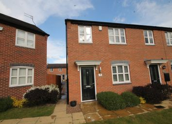 Thumbnail 3 bed end terrace house for sale in Dragoon Road, Coventry