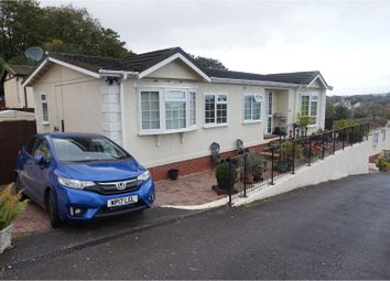 Thumbnail 3 bed mobile/park home for sale in Uphill Park Homes, Weston-Super-Mare