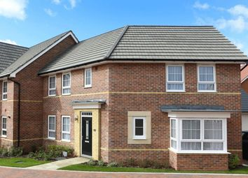 """Thumbnail 3 bedroom detached house for sale in """"Faringdon"""" at Drake Avenue, Peterborough"""