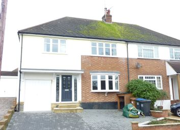 Thumbnail 4 bed semi-detached house to rent in The Gardens, Brookmans Park, Herts