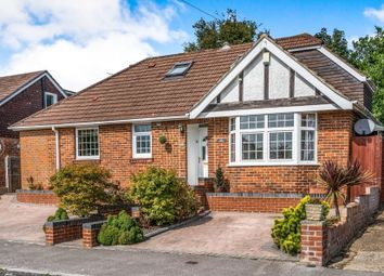 Thumbnail 4 bed bungalow for sale in Lime Avenue, Southampton