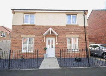Thumbnail 3 bed detached house for sale in Headlam, Sunderland