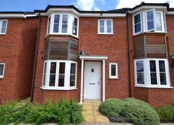 Thumbnail 3 bed end terrace house to rent in River Plate Road, Exeter