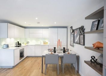 Thumbnail 2 bed flat for sale in 16 Bramah Road, Stockwell