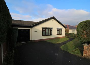 Thumbnail 3 bed detached bungalow for sale in Poll Hill Road, Heswall, Wirral